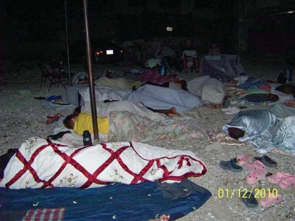 Haiti orphanage